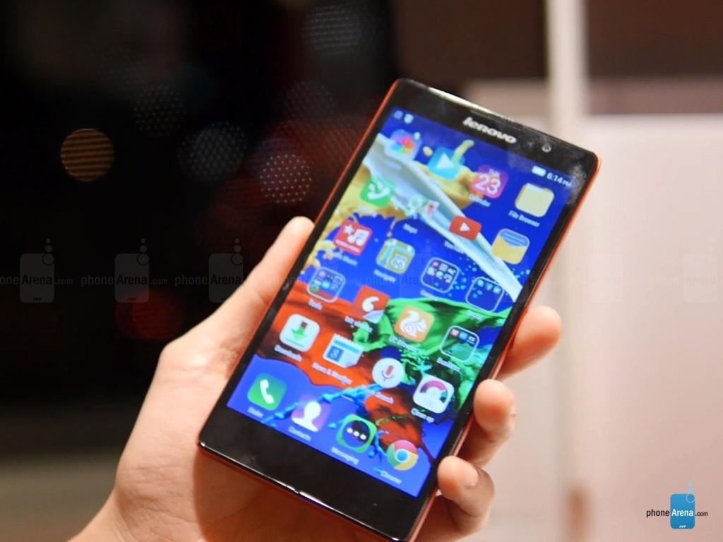 هاتف لينوفو P90