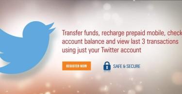 تحويل الاموال من تويتر
